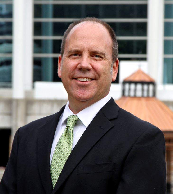 A picture of City Manager Paul Brake.