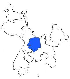 Map of Ward 5
