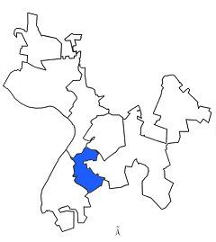 Map of Ward 2