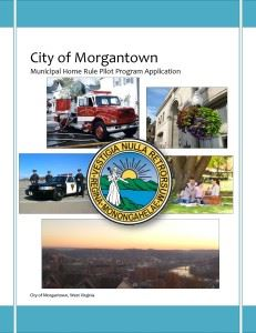 City of Morgantown Draft Home Rule Plan