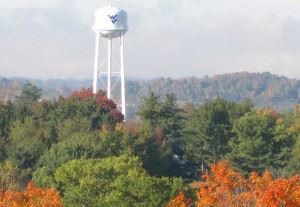 Evansdale Water Tower