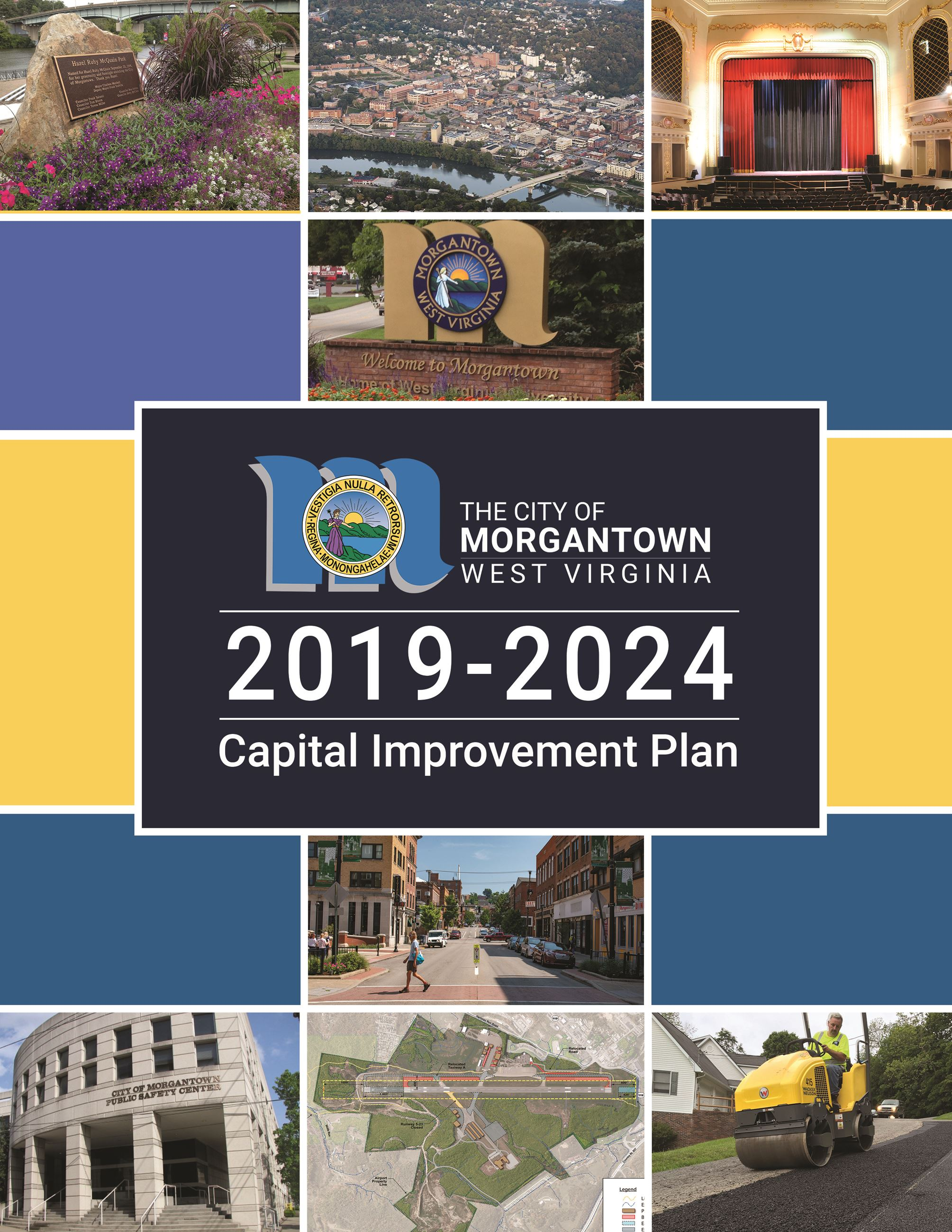 2019-2024 Capital Improvement Plan Cover Opens in new window